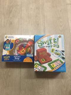 Educational Toys set