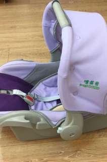 丁丁藥局 植英房兒童提籃式汽座/汽車安全座椅