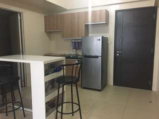 1BR Semi-Furnished Unit For Rent