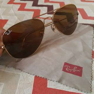 Authentic Rayban Aviator for Sale