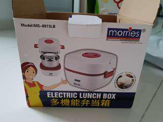 Morries Electric Lunch Box