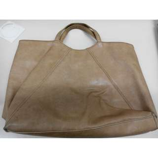 Japanese brown bag