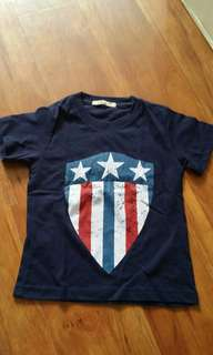 Just tees (size 4T)