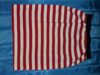 Rok span stripe