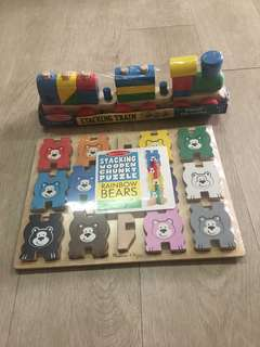 Melissa and Doug gift set