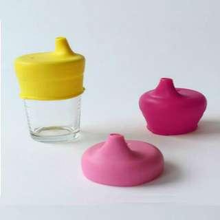 SipSnap TOT spill proof universal lids