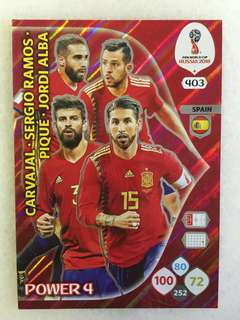 2018 FIFA World Cup trading cards