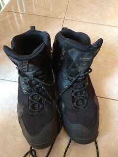 Hi-tech Size 46 Black