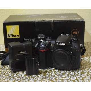 Nikon D7000 body sc25k