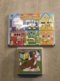 Melissa & Doug Gift Set