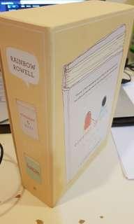 Eleanor & Park + Fangirl Box Edition by Rainbow Rowell