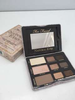 Too Faced Natural Eyes eye shadow palette