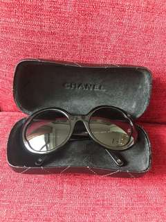 Trendy Chanel 太陽眼鏡 90% new only wore few times