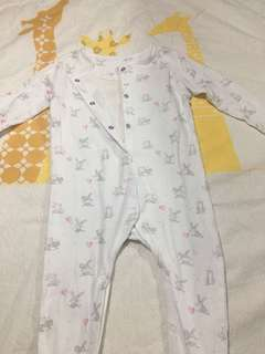 Sale!! Mothercare baby bodysuits