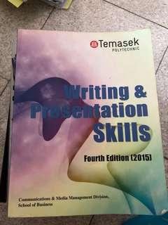 🚚 Writing & Presentation (Temasek Polytechnic)