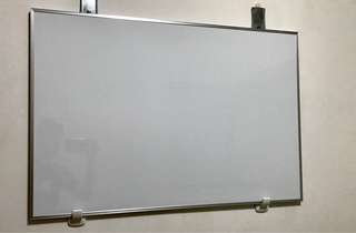 Whiteboard (double sided)