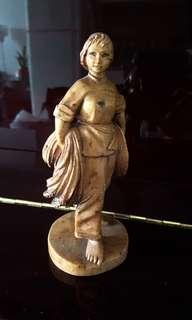 Marble Cultural revolution sculpture