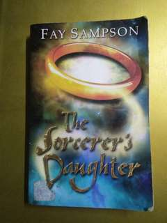 Books #1 The Sorcerer's Daughter