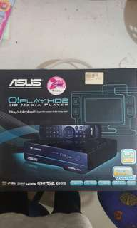 Asus HD Media Player complete like new