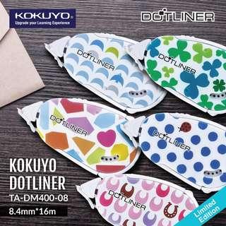 KOKUYO TA-DM400-08L Dotliner Standard - 8.4mmX16m