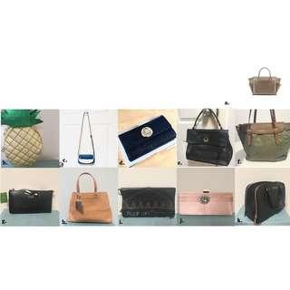 Designer Handbag Flash Sale!