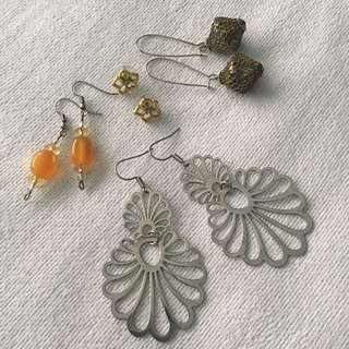 Assorted Earrings Bundle