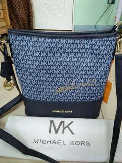 Michael Kors sling bag with wallet replica