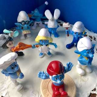 Smurfs Collectors Toys