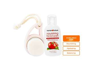 Pore Cleansing Brush + FREE Facial Wash + FREE DELIVERY