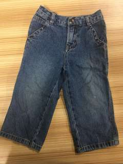 Levis Denim Jeans Boys size 24Mos