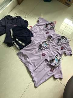 Cherie heart school uniform for boy (s size)