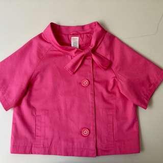 Gymboree Dress Jacket Girls 10/12 - Mint Condition