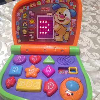 Fisher Price Learning PC