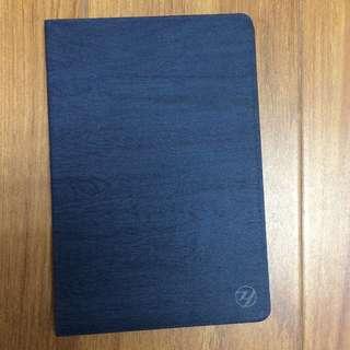 藏青樹紋ipad mini 1/2/3 保護套(送貼膜)