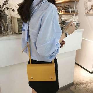 Simple bag wallet Korea Style Shoulder Bag mini bag