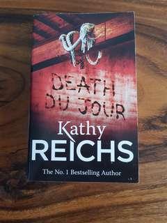 Death Du Jour ~ Kathy Reichs Fiction Storybook