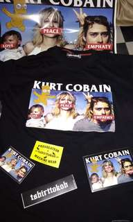 BOXSET Tribute Kurt Cobain