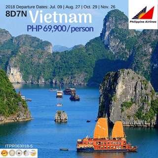 8D7N Vietnam