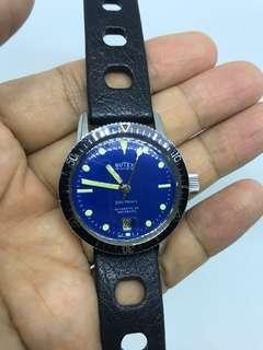 古董美品BUTEX 200m Skin Diver Oris 65
