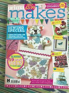 Prima makes - craft and other projects