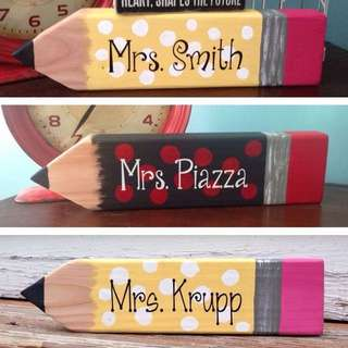 Customisable Teachers Day / Name plate / home plate / name plaques / sign boards / room plate / birthday gift / house warming / Anniversary gift / kids room decor / thank you gift / farewell gift
