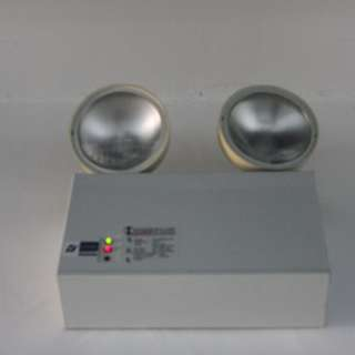 MAXSPID Twin lamp for emergency