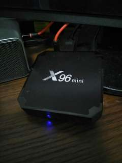 X96mini Andriod box 16gb/2gb