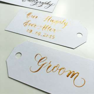 Wedding Place cards / Escort Cards / Table Cards