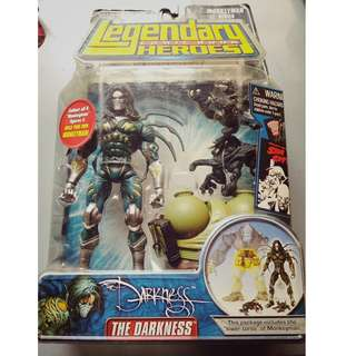 Marvel Legendary Comic Book Heroes Monkeyman Series The Darkness