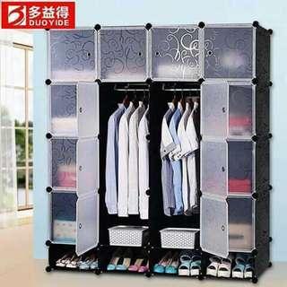 16 cube DIY cabinet