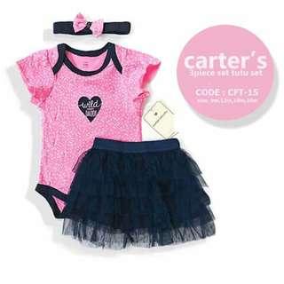 Carter's Tutu Dress Set - CFT15