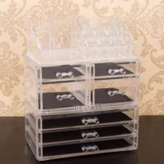 🚚 Acrylic Make Up Storage Organizer