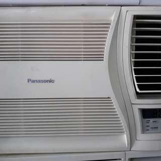 Panasonic 1.5hp digital with timer