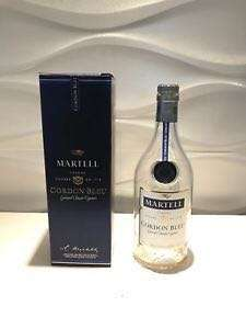 Empty Liquor Bottles - MARTELL Cordon Blue Extra Old Cognac (70cl)